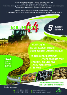 AGRI EVENTS 2019