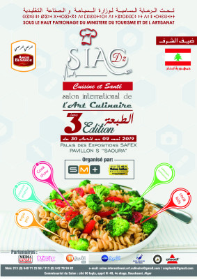 SIAC 2019 - salon international de l'art culinaire