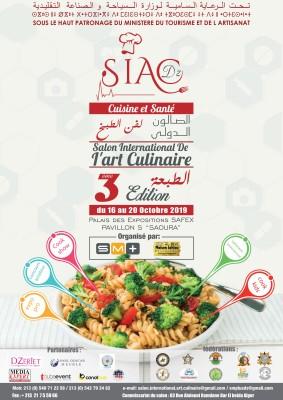 SIAC 2019 - salon international de l'art culinaire