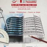 Salon internationale de l'immobilier - SIL 20I7