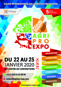 affiche agripro expo 2019