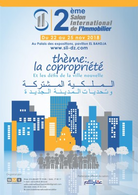 2eme Salon International de l'immobilier