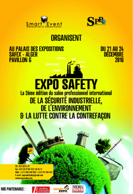 Salon Expo Safety